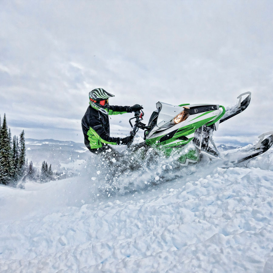 Snowmobile One